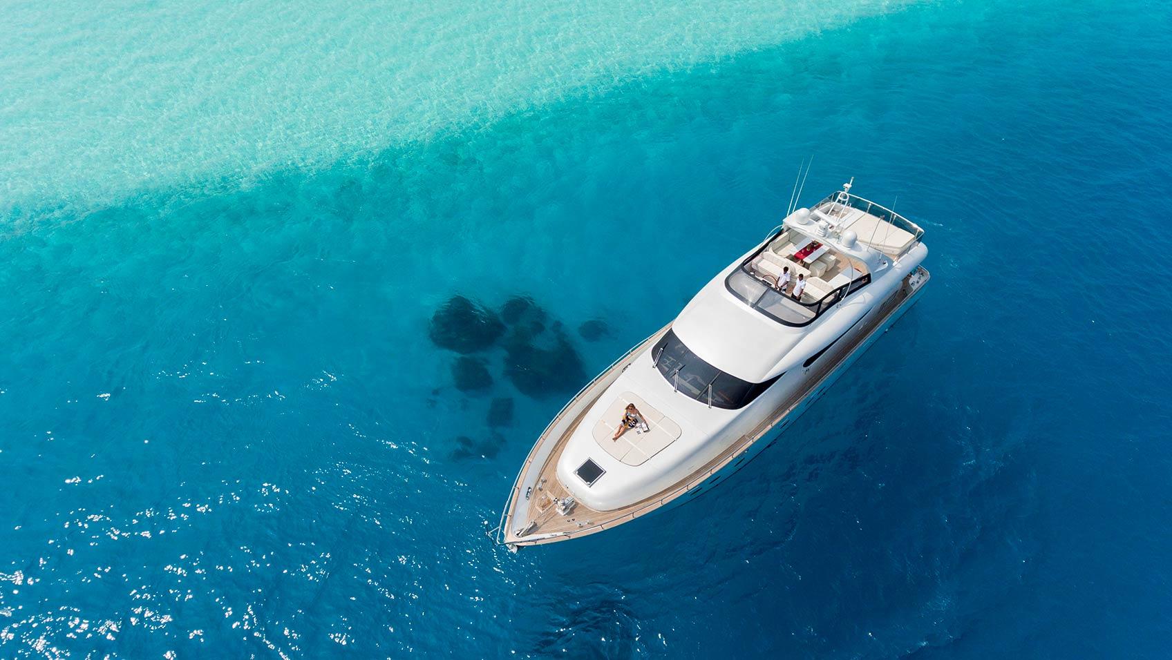Maldives Yacht Charter